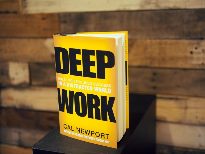 Ryan Ofman Recommends Deep Work for SAT math success