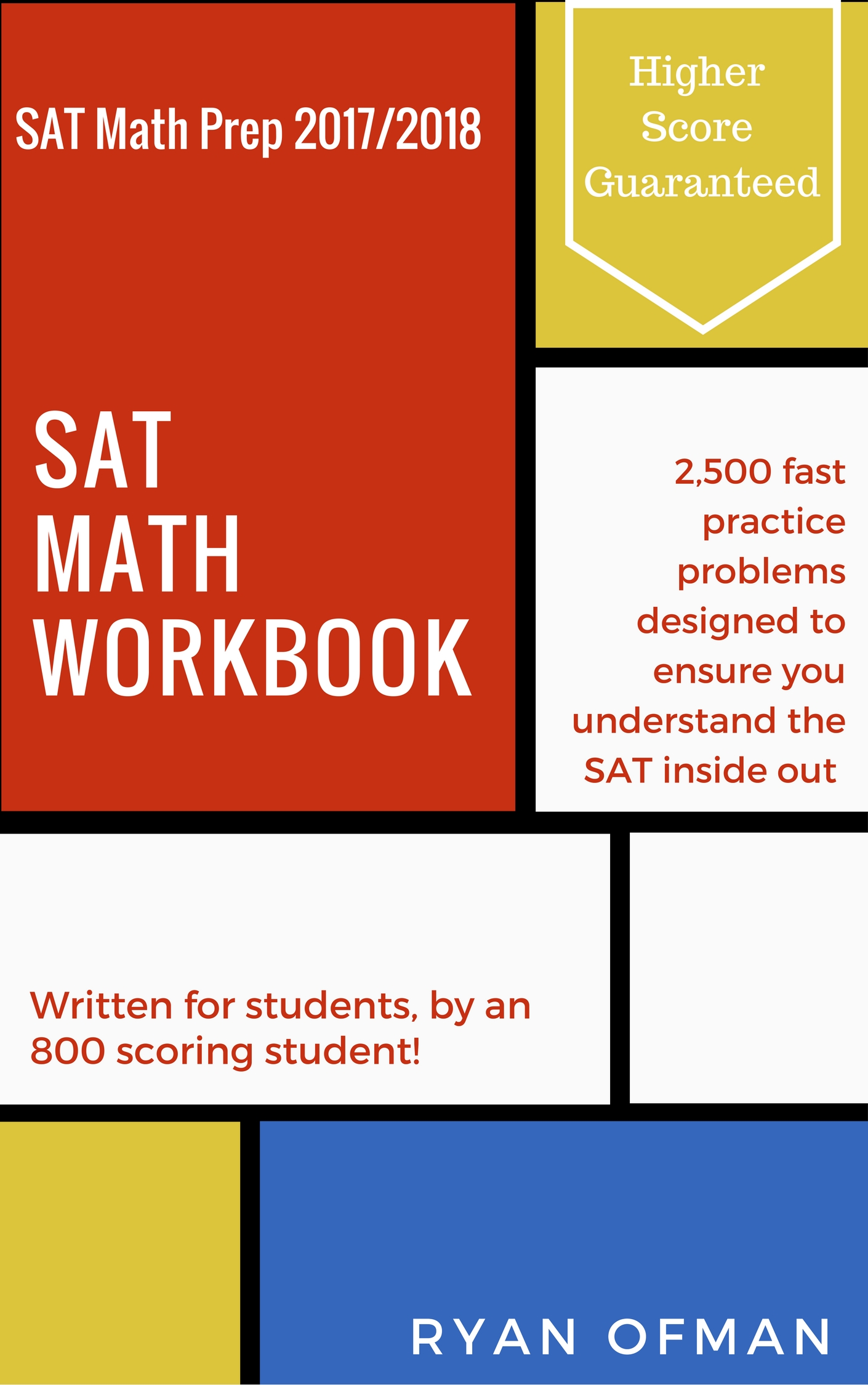 SAT Math Workbook – Ryan vs. Math