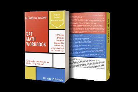 Ryan Ofman SAT Math Drills Workbook